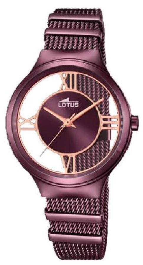 Relojes lotus mujer trendy