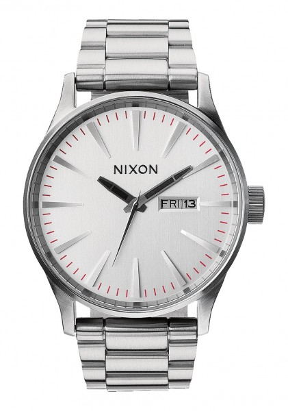 NIXON SENTRY SS SILVER A356130