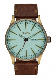 RELOJ NIXON SENTRY LEATHER A1052223