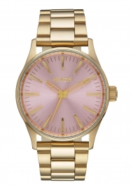 RELOJ Sentry 38 SS Light Gold / Pink