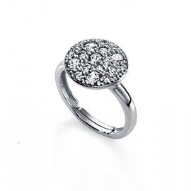 RELOJ anillo-de-plata-de-ley-rodiado-y-circonitas-sra-jewels-1194a012-30
