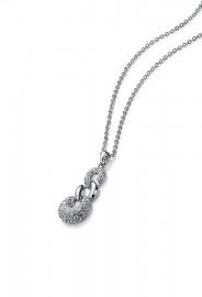 RELOJ collar-rodio-sinttico-y-cristal-sra-fashion-3172c11000