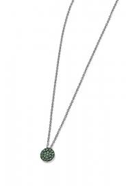 RELOJ collar-de-ley-y-cristal-verde-sra-jewels-7054c000-52