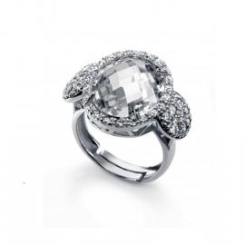 RELOJ anillo-plata-de-ley-rodiado-y-circonitas-sra-jewel-1190a012-30