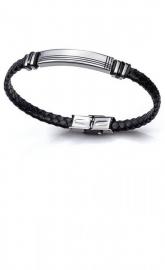 RELOJ pulsera-acero-y-piel-sr-fashion-6300p01010