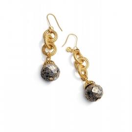 RELOJ pendientes-dorado-sra-fashion-7006e19019