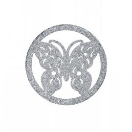 RELOJ medallon-acero-29-mm-sra-plaisir-vmr0008-00