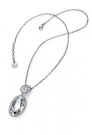 RELOJ collar-plata-de-ley-rodiado-y-circonitas-sra-jewel-1191c000-30
