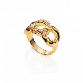 RELOJ anillo-dorado-y-cristal-sra-fashion-3113a01612