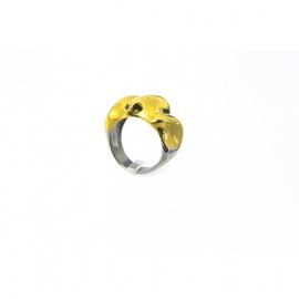 RELOJ anillo-acero-y-ip-dorado-sra-fashion-6319a01412