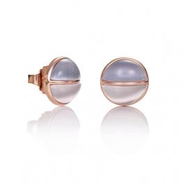 RELOJ pendientes-acero-ip-rosado-y-cristal-sra-fashion-6412e19017