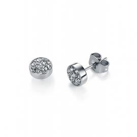 RELOJ pendietes-acero-y-cristales-sra-fashion-50000e19000