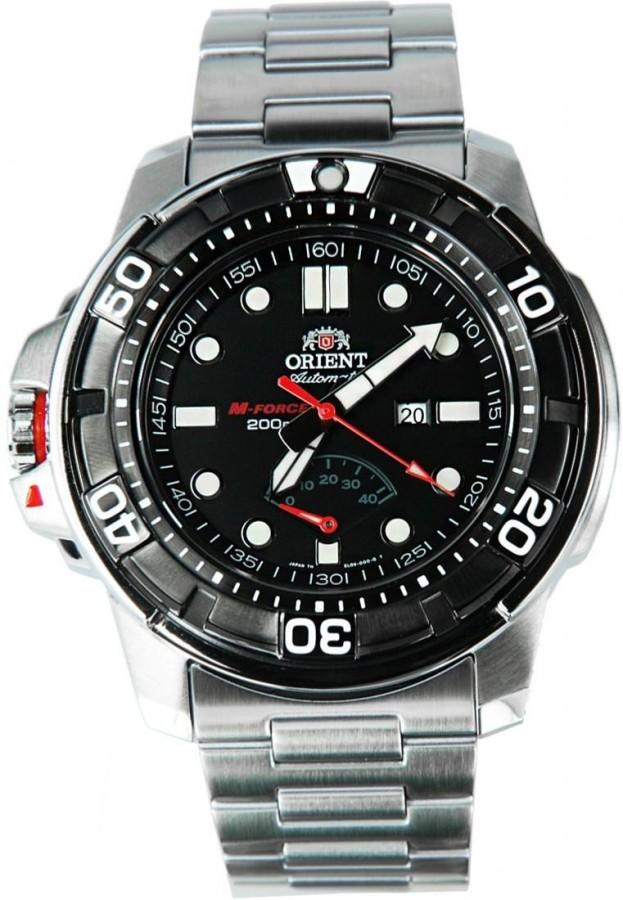 Orient Autom 193 Tico Deportivo Diver S Sel06001b