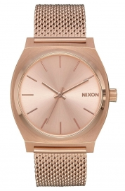 RELOJ NIXON TIME TELLER MILANESE ALL ROSE GOLD A1187897