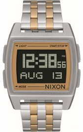 RELOJ NIXON BASE SILVER / LIGHT GOLD A11071431