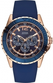 RELOJ GUESS WATCHES GENTS SPORT STEEL W0485G1