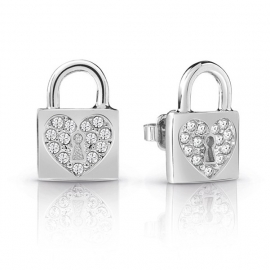 RELOJ GUESS JEWELLERY HEART LOCK UBE85053