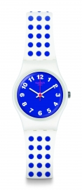 RELOJ SWATCH ORIGINALS LADY BLUEDOTS LW159