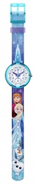 RELOJ FLIK FLAK POWER TIME DISNEY FROZEN ELSA & ANNA FLNP027