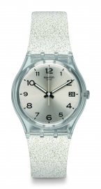 RELOJ SWATCH ORIGINALS GENT SILVERBLUSH GM416C