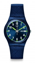 RELOJ SWATCH ORIGINALS GENT SIR BLUE GN718
