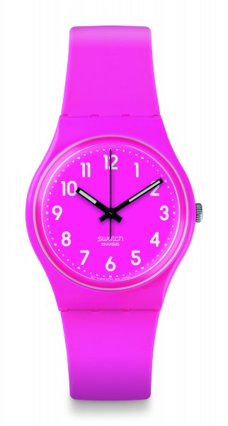SWATCH ORIGINALS GENT DRAGON FRUIT SOFT GP128K