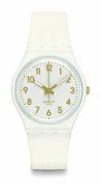 RELOJ SWATCH ORGINALS GENT WHITE BISHOP GW164