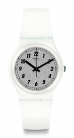 RELOJ SWATCH ORIGINALS GENT SOMETHING WHITE GW194
