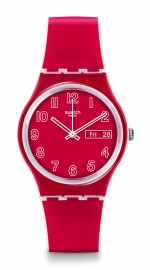 RELOJ SWATCH ORIGINALS GENT POPPY FIELD GW705
