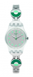 RELOJ SWATCH ORIGINALS LADY BLUE PASTEL LK377G