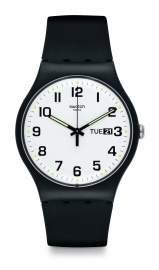 RELOJ SWATCH ORIGINALS NEW GENT TWICE AGAIN SUOB705