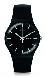 RELOJ SWATCH ORIGINALS NEW GENT MONO BLACK SUOB720