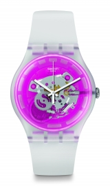 RELOJ SWATCH ORIGINALS NEW GENT PINKMAZING SUOK130