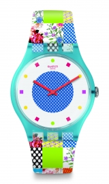 RELOJ SWATCH ORIGINALS NEW GENT QUILTED TIME SUOS108