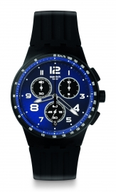 RELOJ SWATCH ORIGINALS CHRONO PLASTIC NITESPEED SUSB402