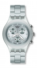 RELOJ SWATCH IRONY DIAPHANE FULL-BLOODED SILVER SVCK4038G