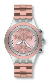 RELOJ SWATCH IRONY DIAPHANE FULL-BLOODED CARAMEL SVCK4047AG