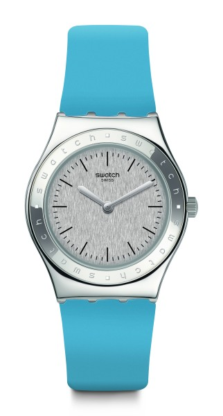 SWATCH IRONY MEDIUM BRISEBLEUE YLS203