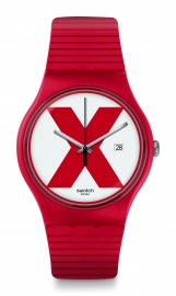 RELOJ SWATCH ORIGINALS NEW GENT XX-RATED RED SUOR400