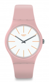 RELOJ SWATCH ORIGINALS NEW GENT BEIGESOUNDS SUOT102
