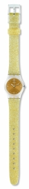 RELOJ SWATCH ORIGINALS LADY GOLDEN GLISTAR TOO LK382