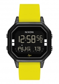 RELOJ NIXON THE SIREN SS BLACK / YELLOW / ABYSSE A12112972