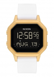 RELOJ NIXON THE SIREN WHITE / ROSEGOLD A1211508