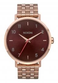 RELOJ NIXON ARROW ALL ROSE GOLD / BROWN A10902617