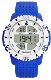 RELOJ REAL MADRID RMD0007-13
