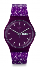 RELOJ SWATCH ORIGINALS NEW GENT TRICO'PURP SUOV705