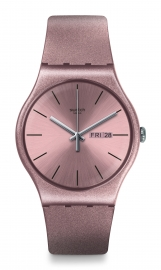 RELOJ SWATCH ORIGINALS NEW GENT PINKBAYANG SUOP704