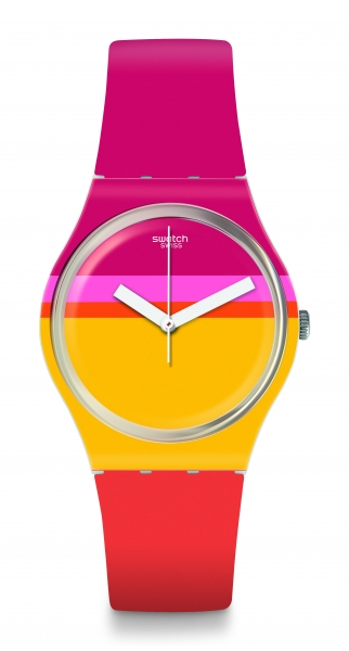 SWATCH ORIGINALS GENT ROUG'HEURE GW198