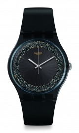 RELOJ SWATCH ORIGINALS NEW GENT DARKSPARKLES SUOB156