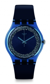 RELOJ SWATCH ORIGINALS NEW GENT BLUSPARKLES SUON134
